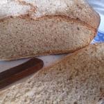 chleb wiejski na zakwasie...