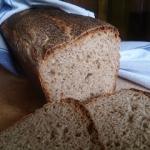 chleb na zakwasie z miode...