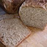 chleb na młodym zakwasie