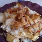 ryż ze smażonymi...