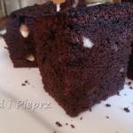 czekoladowe ciasto z bakl...