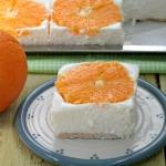 Pomarańczowy śnieżny...