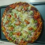 Pizza - ciasto z...