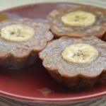 Ryzowo- bananowe ciastko-...