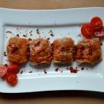 wegańskie spring rolls