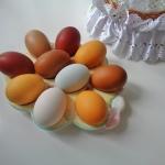 Wielkanocne kraszanki - b...