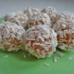 Pralinki kokosowo-migdalo...