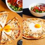 Śniadaniowa pizza z...