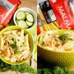 Cytrynowa salatka makaron...