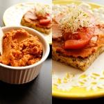 Pomidorowy pasztet z socz...
