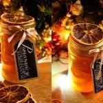 Pomarańcze w słodkim...