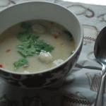 Zupa Tom Khaa Gai