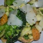 Orecchiette z brokułami
