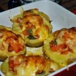 Pomidorowo-bazyliowe...