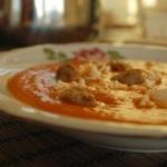 Dyniowa zupa-krem z...