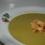 Zupa-krem z brukselki mro...