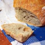 Łatwy chleb pszenny z...