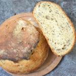 Chleb pszenny całonocny