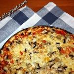Domowa Chrupiąca Pizza