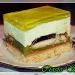 Zielone Ciasto Shrek