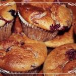 Muffinki z owocami...
