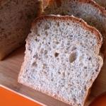 Chleb z płatkami...