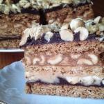 Ciasto Snickers (oryginal...