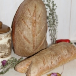 Orkiszowo-pszenny chleb d...