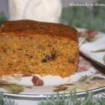 Ciasto marchewkowo-pomara...