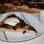 Pizza z suszonymi...