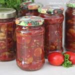 Pomidorowe ogórki do...