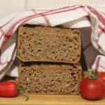Żytni, razowy chleb radz...