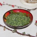 Pesto z roszponki