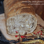 Świateczny chleb z kawa ...