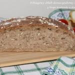 Orkiszowy chleb...