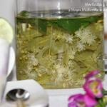 Herbata z kwiatow lipy i ...