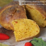 Formowany chleb dyniowy...