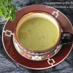 Szczawiowa zupa-krem z...