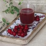 Kwas wiśniowy - napój...