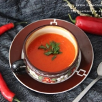 Zupa - krem z pieczonej...