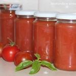 Sos pomidorowy (bez dodat...