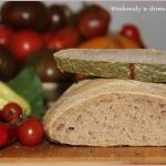 Chleb na liściu chrzanu...