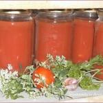 Sok pomidorowo-ziołowy...