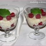 Pudding z tapioki z...