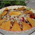 Sałatka taco i