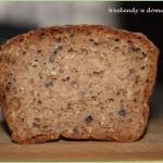Chleb orkiszowo-żytni z...