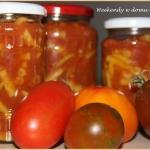 Fasolka w pomidorach na...