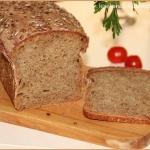 Chleb buraczany na zakwas...