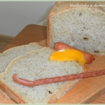 Chleb z pieczarkami i...