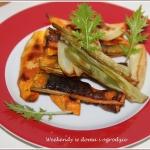 Pieczone warzywa jesienne